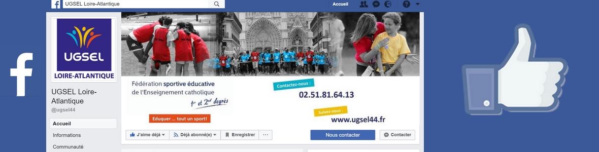 Rejoignez-nous aussi sur notre page Facebook !