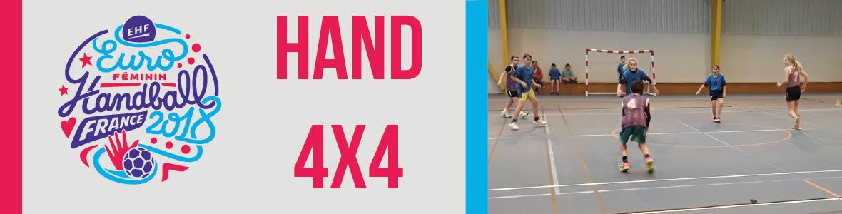 Hand 4x4 - En route vers l'Euro 2018 !